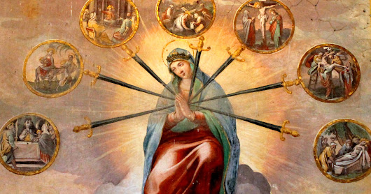 Our Lady of Sorrows | Mater Dolorosa