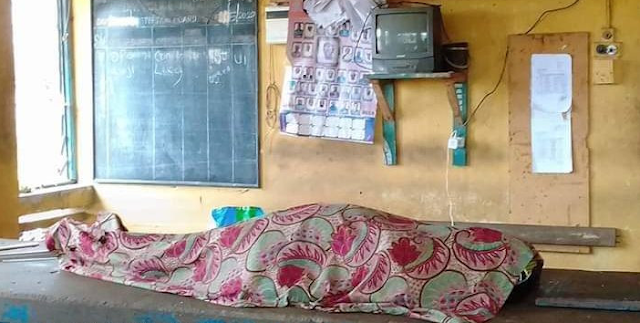 See how pregnant woman in labor died in Ogun state because of police insensitivity