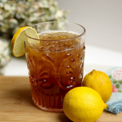 Iced tea: 10 recipes to prepare it at home 1