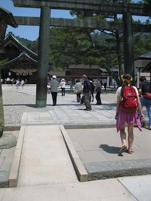 Izumo Taisha, Shimane Prefecture, Japan.