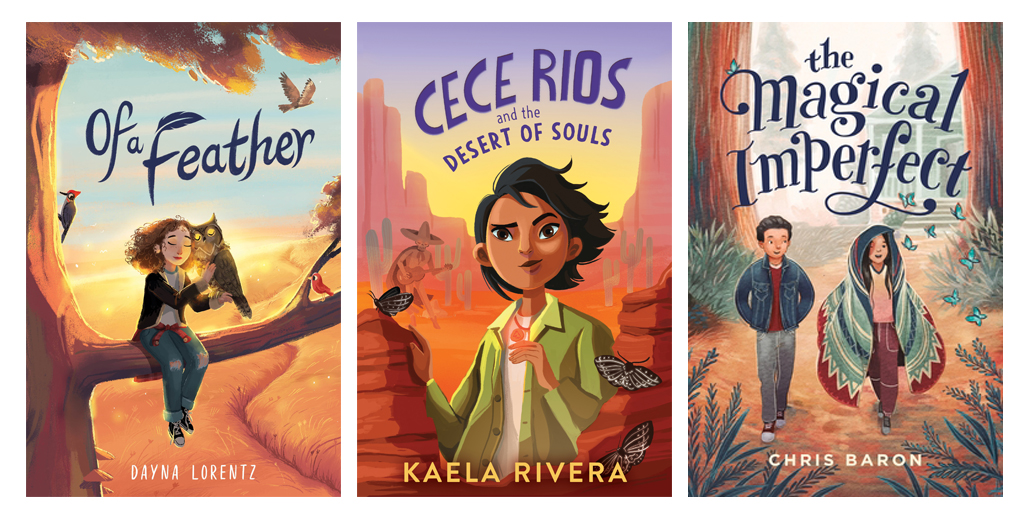 Of a Feather, Cece Rios and the Desert of Souls, The Magical Imperfect