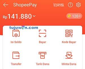 sebab dan cara mengatasi kode pembayaran shopeepay tidak muncul