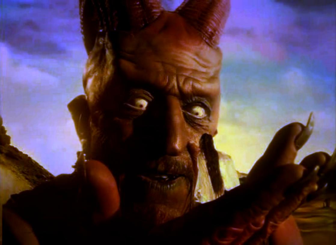 Insidious Demon