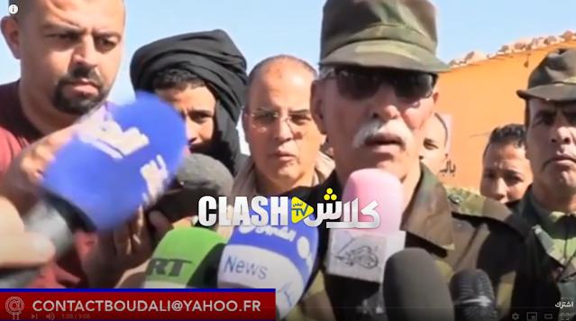 كلاش تيفي ..خبر صادم للبوليساريو من الرباط والانفصاليين شداتهم الدوخة!!! clash tn :