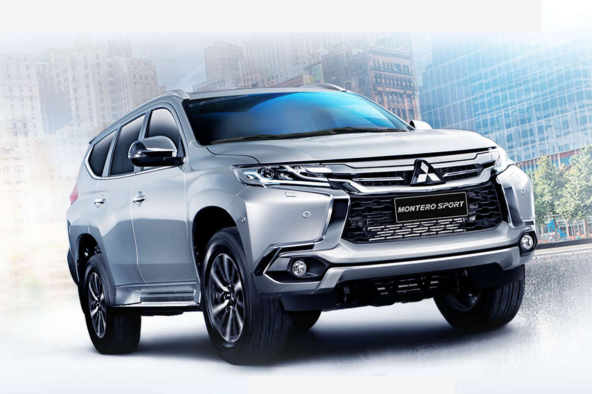 2021 mitsubishi montero sport philippines  car wallpaper
