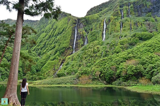 Isla de Flores en Azores