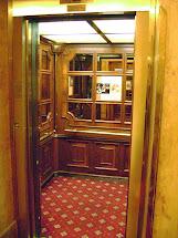 Travelers Filming Location Elevator In Hotel