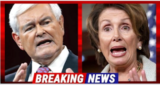 Newt Gingrich Just Took On Speaker Pelosi – The Former Speaker Accuses Nancy Of Breaking The Rules