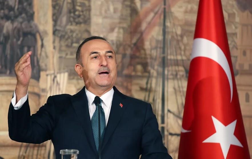 """Νέα """"πυροτεχνήματα"""" Τσαβούσογλου για τα όρια της τουρκικής υφαλοκρηπίδας"""