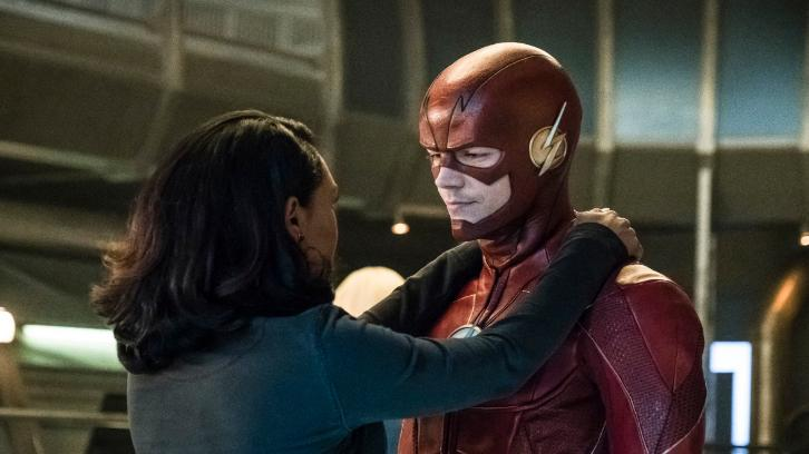 The Flash - Episode 4.18 - Lose Yourself - Promos, Sneak Peeks, Inside, Promotional Photos + Press Release