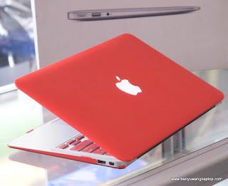 "Jual MacBook Air Core i5 11"" Early 2015 Fullset Banyuwangi"
