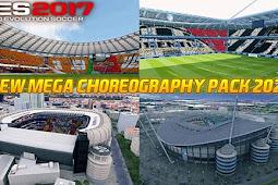 New Mega Choreography Pack 2021 - PES 2017