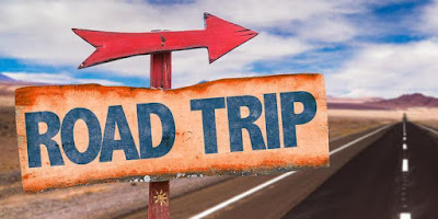 Confusing Words Part 1 - Travel, Trip, Journey