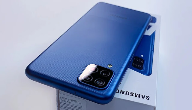 سعر و مواصفات Samsung Galaxy A12 في الجزائر