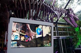 Tiranosaurio REX en MALOKA 3