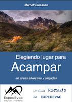 Elegiendo lugar para acampar - eBook Guia Rapida