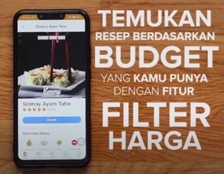 Temukan Resep Terjangkau dengan Filter Harga