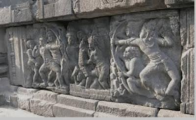 Seni patung relief - pustakapengetahuan.com