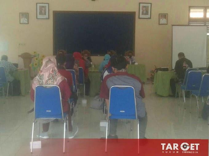 Rakorcam Kecamatan Batangan Bersinergi Menangani Penyebaran Covid-19