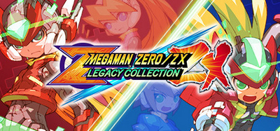 Mega Man Zero ZX Legacy Collection-SKIDROW
