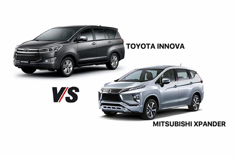 Vì sao Mitsubishi Xpander khiến Toyota Innova 'bó gối' tại Việt Nam?