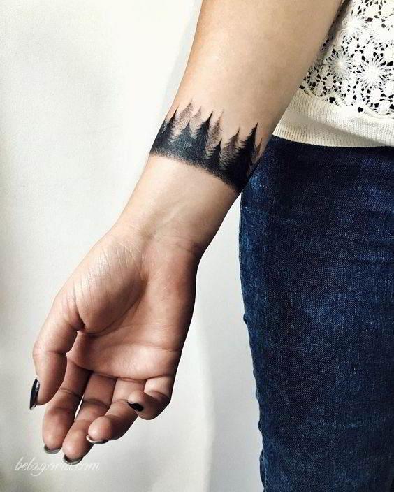 Bellos Tatuajes De árboles Con Mucho Significado Belagoria La