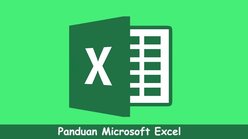 Pengertian Row, Column, Formula Bar, Cell, Range, Worksheet, dan Workbook di Microsoft  Excel