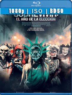 The Purge: Election Year (2016) BD50 [1080p ]Latino [Google Drive] Panchirulo