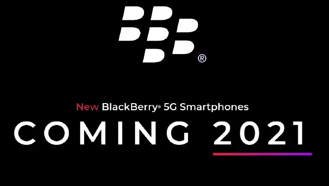 New 5G BlackBerry Phones with classic hardware keyboards are now coming