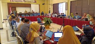 LPM IAIN Batusangkar, Adakan Workshop Penyusunan Dokumen SPMI dan Penyiapan   Eviden Akreditasi