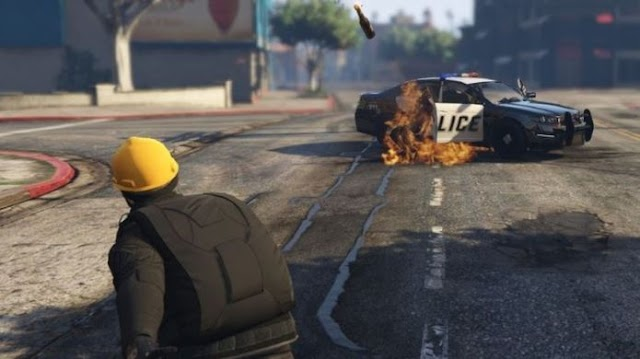 Gamer Hong Kong dan China Daratan Bentrok di GTA V Online
