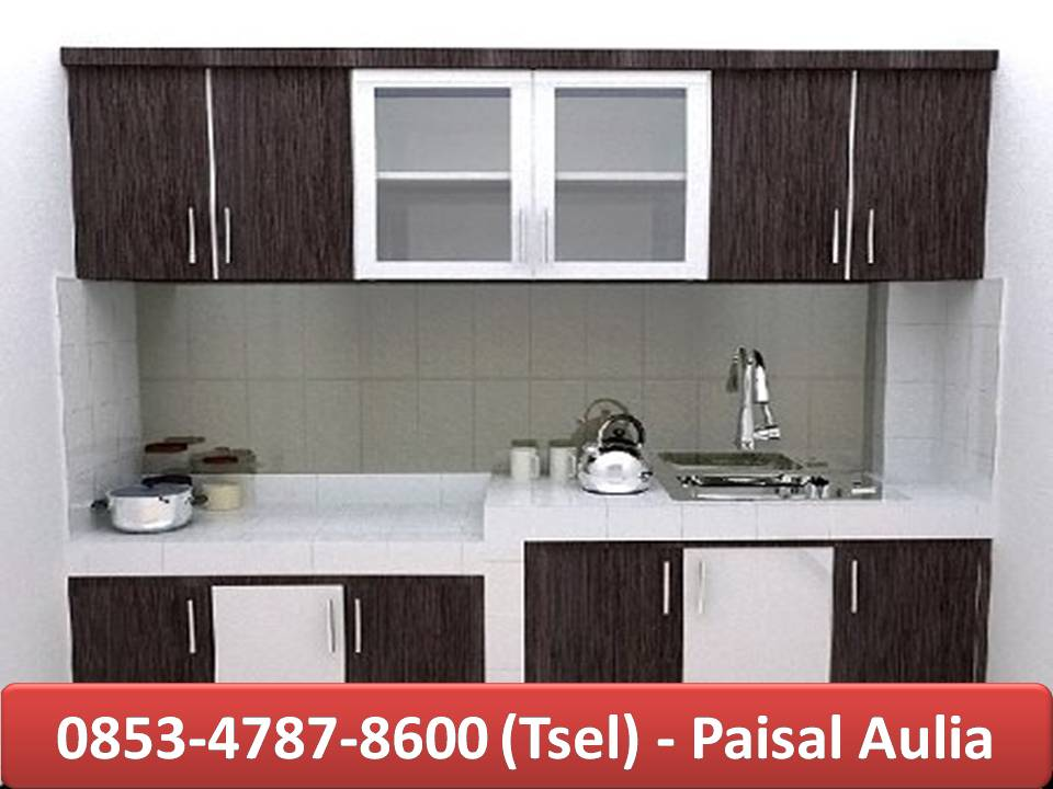 Kitchen set banjarmasin