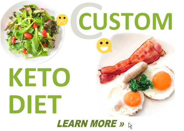Learn More About The Custom Keto Diet