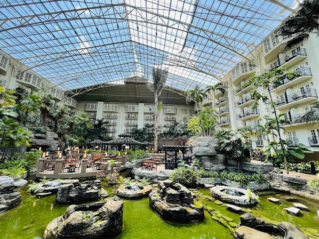Review: Marriott Bonvoy Platinum Elite Upgrade and Benefits at Gaylord Opryland Resort & Convention Center Nashville