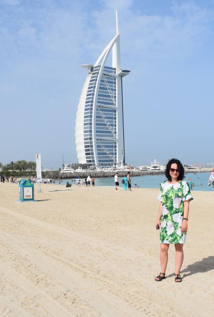 Hotel żagiel w Dubaju Burdż Al Arab