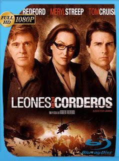 Leones Por Corderos [2007] HD [1080p] Latino [GoogleDrive] SilvestreHD