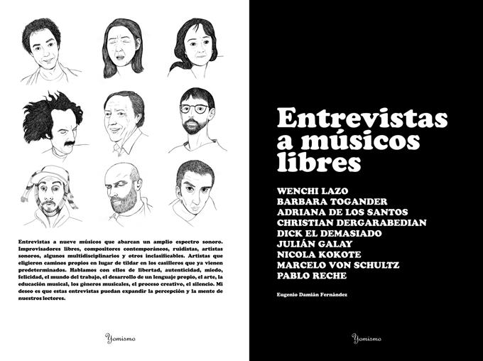 Entrevistas a músicos libres (ebook)