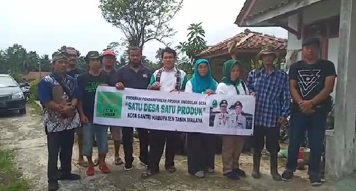 ICMI Jabar Lakukan Pendampingan Pengrajin Budidaya Maggot BSF di Tasikmalaya