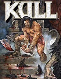 Kull: The Hate Witch Comic