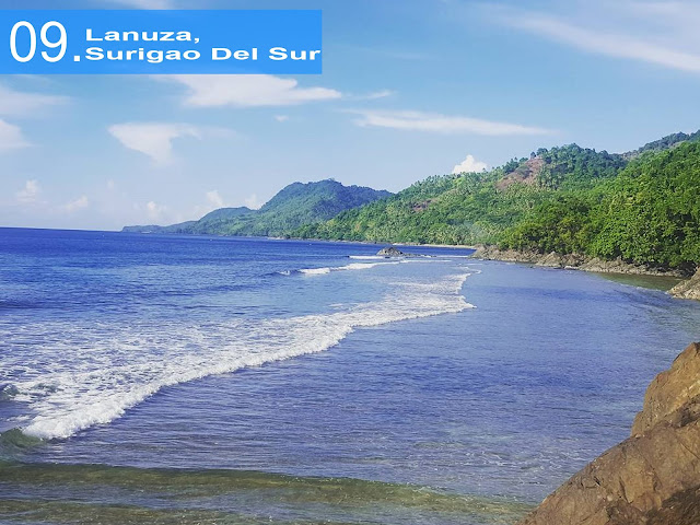 Lanuza, Surigao Del Sur (Humble Surf Spot of South)