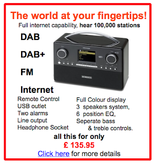 Roberts Dab and Internet Radio