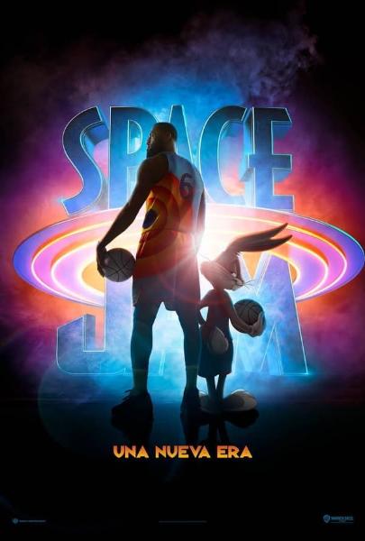 Space Jam: Nuevas Leyendas (2021)