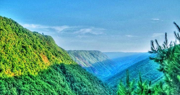 Meghalaya Ke Sundr Drishay