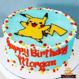 bánh-sinh-nhật-pikachu-2