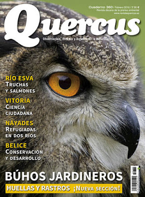Revista Quercus número 360 - Febrero 2016