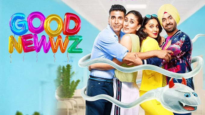 Good Newwz 2019 | Hindi Movie HD