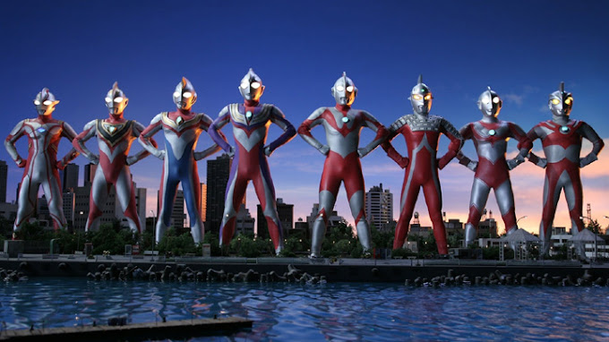 Superior Ultraman 8 Brothers Subtitle Indonesia