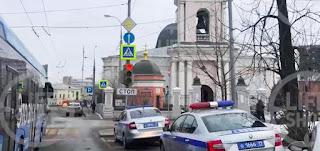إصابة شخصين بجروح في هجوم بالسكين داخل كنيسة في موسكو