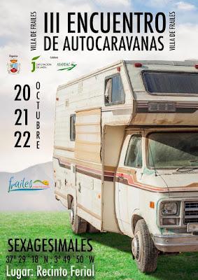 ASANDAC organiza este evento en Villa de Frailes, Jaén
