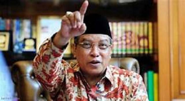 Said Aqil : Keadilan di Era Jokowi Masih Jauh Panggang dari Api